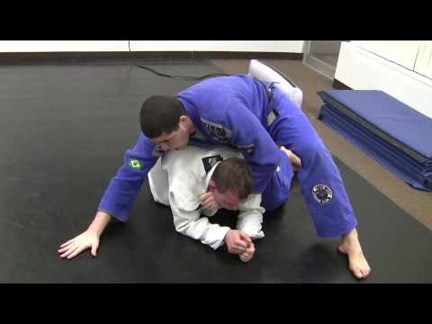 Guybson Sa BJJ Technique - Crucifix Position Image 1