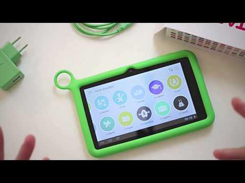 Tablet per bambini XO tablet: recensione