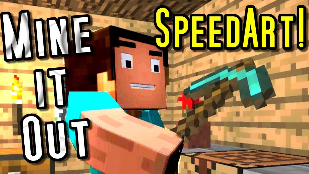 Art Parody Parody Speed Art