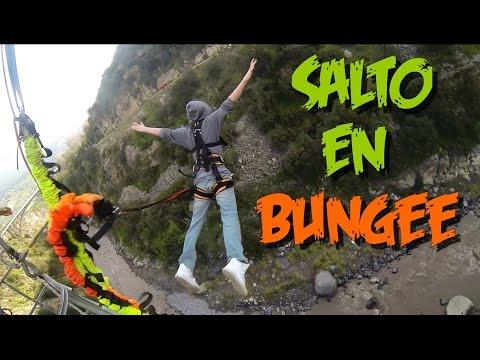 Salto al Vacío en Bungee ! - #LiberenALasBallenas - by #XodaElExtremo