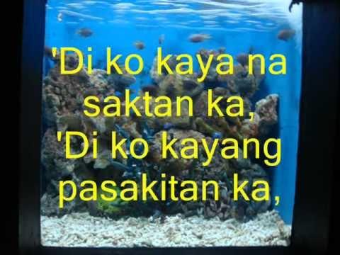 Di ko kaya with lyrics