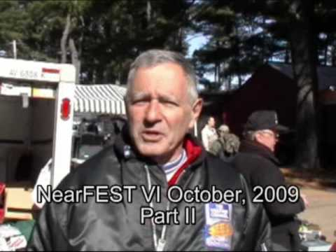 NearFEST VI October 2009 Part II, Ham radio flea market