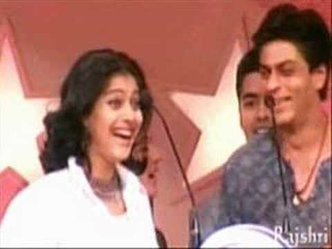 Shahrukh Khan & Kajol # 1 Bollywood Couple Part 1