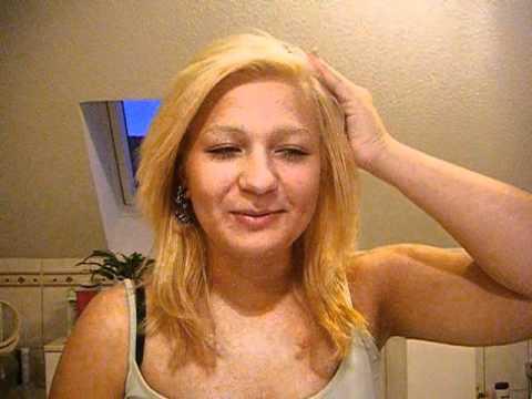 Sur youtube adolescent blond dans
