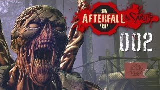 Let's Play Afterfall: Insanity #002 - Der Auftrag vom Colonel [deutsch] [720p]