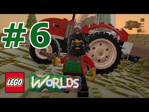 LEGO Worlds: Story Mode Walkthrough: Part 6 - Zombie Hunter
