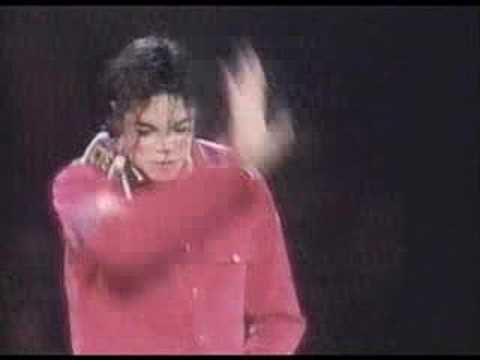 Micael Jackson - Scared Of The Mon(demo)