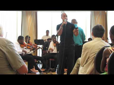 National Youth Orchestra of Jamaica ft. Jah'kota @ The Wabano Centre