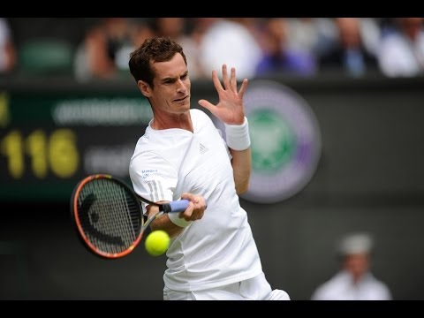 Mats Wilander's analysis of Andy Murray - Wimbledon 2014