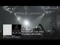 Lagu Perfume 6th Tour 2016 「COSMIC EXPLORER」 (Teaser)