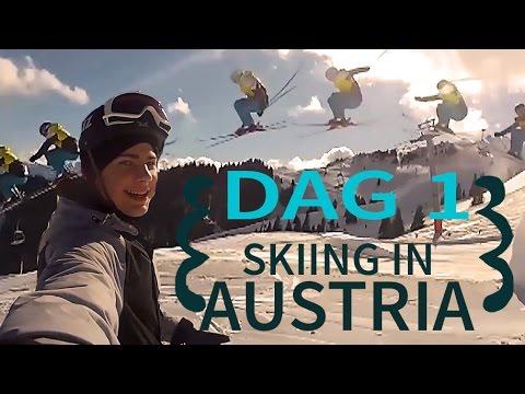 DAG 1: SKIING IN AUSTRIA