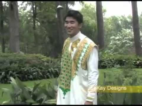 Ethnic & African Men's Bridal Formal Clothing by TeKay Designs