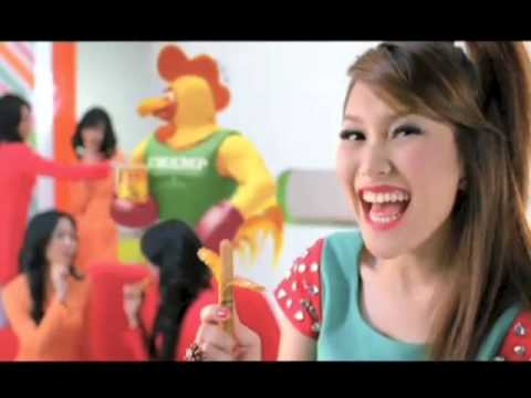 Iklan Ayu Ting Ting Champ sosis