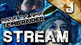 #Artikel13 und nebenbei ein Let's Play retten ◄ STREAM Rise of the Tomb Raider ► JusInGames