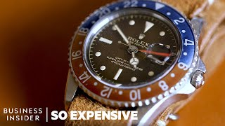 This Is Why Rolex Watches Are So Expensive