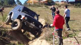 Patrol GR y60 Gara Trial 4x4 Forest Immersion Acri - Red Devils