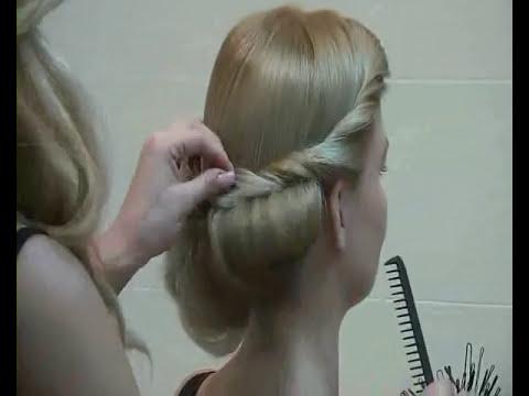 Alexandra Edelberg быстрая причёска 4.wmv