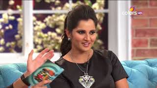 Comedy Nights with Kapil  Sania Mirza  25th Octobe