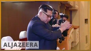 Download Lagu 🇰🇵 🇰🇷 S Korean K-pop stars perform for Kim Jong-un in Pyongyang | Al Jazeera English Gratis STAFABAND