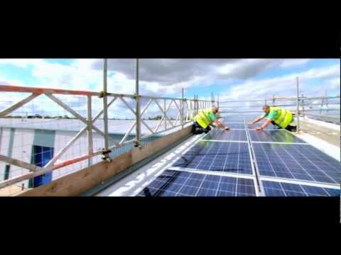 KMS ENERGY Commercial Solar PV Installation