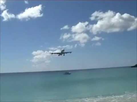 Amazing Airplane Landings Amazing Landings And Takeoffs