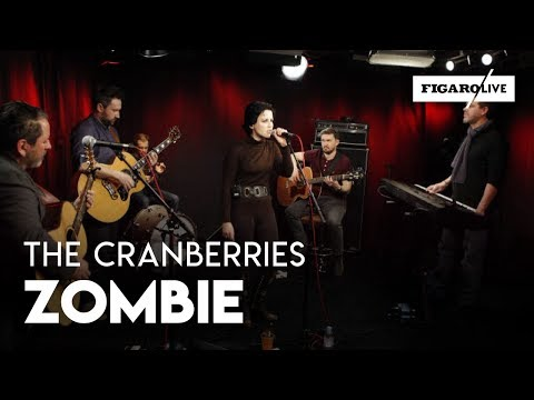 The Cranberries - Zombie - Le Live