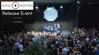 Sono Motors SION Release Event vom 27.7.2017