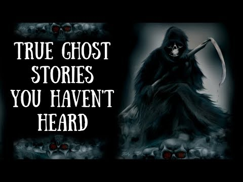 4 Scary True Ghost Stories (Schools, Churches, Cottages)