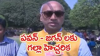 Galla Jayadev Fires On BJP