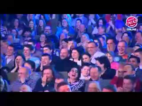 Лига Смеха   Игорь Ласточкин на шоу Марка