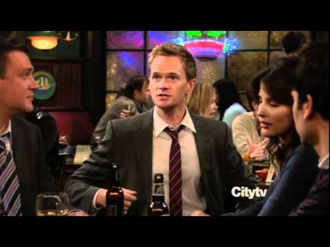 Barney Stinson - Challenge Accepted