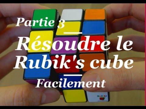 Comment faire le Rubik's Cube, Partie 3 : Dernière couronne