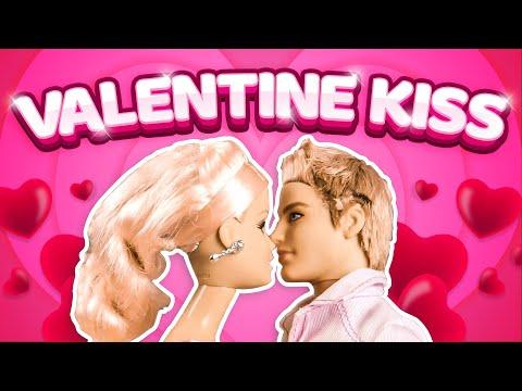 Barbie - Valentine Kiss | Ep.7