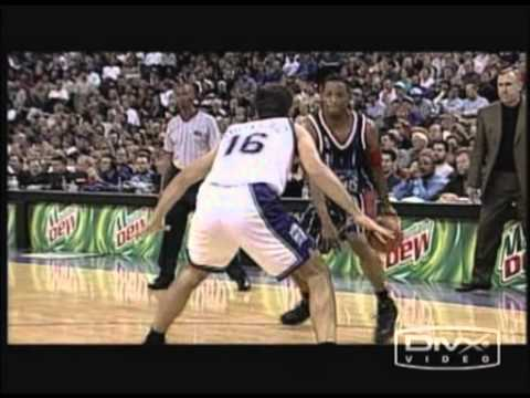 Steve Francis Crossovers and Dunks Tribute