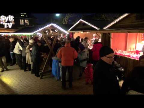 Kein offizieller Weihnachtsmarkt in Westerland