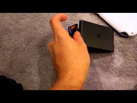 ps tv unboxing