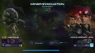 StarCraft 2 Co-op: Out of Sight (Weekly Mutation)