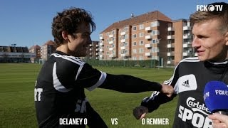 � SYNNEJYSK KAMP-QUIZ: Delaney vs Remmer