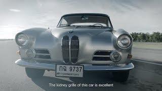 #BMWStories เรื่องราวของคุณปุ๊ก ชไมพร ปภัสพงษ์ กับ BMW 503
