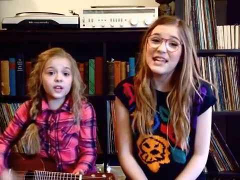 Lennon and Maisy- Happy Birthday Harry song