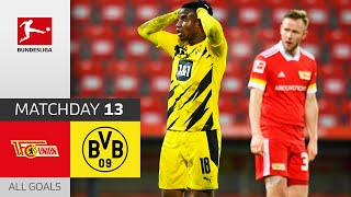 Moukoko's Record Goal is not Enough   Union Berlin - Borussia Dortmund   2-1   A