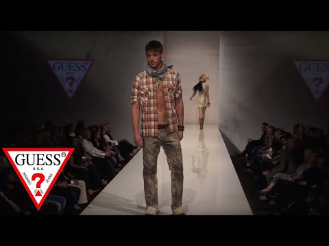 Part 1: GUESS Jeans - Spring / Summer Fashion Show