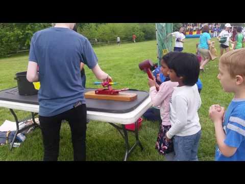Strawberry Festival 2016 fun games 2