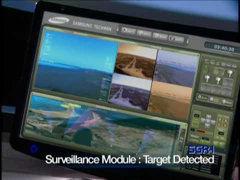 Intelligent Surveillance & Security System Samsung Techwin