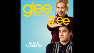 Watch Glee Cast Hold It Against Me video
