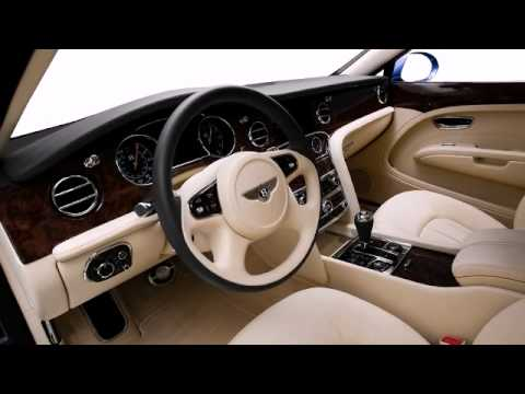 2011 Bentley Mulsanne Video