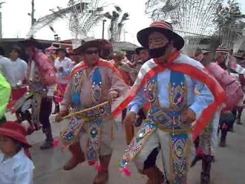 Huaylia Asocacion Hijos de Antilla  Acha 1