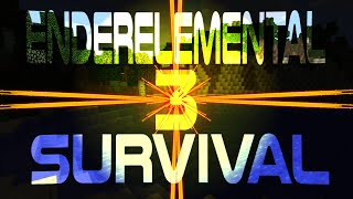 Minecraft Survival 3 | Here In My Basement | EnderElement