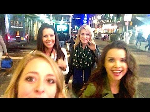 NYC - Part 1: IMATS & Late Night Makeup Hauling!