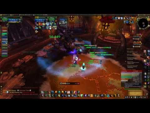 AoE Dark Shaman Kill